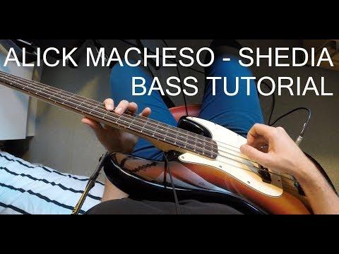 Alick Macheso – Shedia (Bass Tutorial)