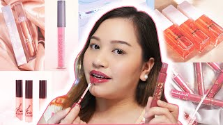 It's CHRISTMAS again! Perfect time for glossy, healthy, & pouty lips! Here are some affordable local lip glosses you can choose from for your holiday makeup ...