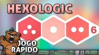 Sudoku alternativo - Hexologic | Jogo Rápido - Gameplay Português Vamos Jogar PT-BR