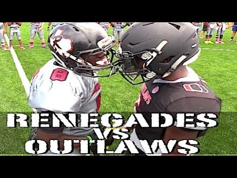🔥🔥 13U | Outlaws  (San Antonio ,TX) vs Renegade (Houston, TX) | Youth National PreSeason Playoffs