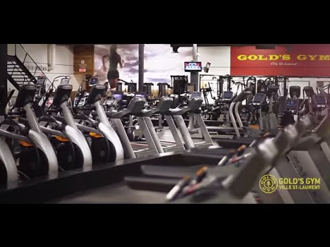 Gold's Gym Ville St-Laurent - Montreal - Fitness Center - Personal Training