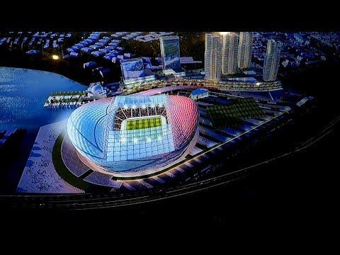 Pemrov DKI Jakarta Uji Publik Rencana Pembangunan Stadion Sepakbola