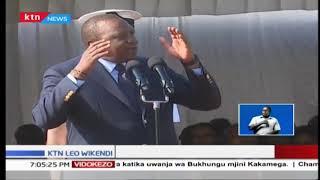 Rais Uhuru awaonya wanafunzi, wazazi na walimu wanaopanga kuiba mitihani