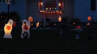 Monster Mash 2016 Halloween Display