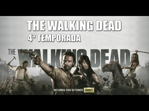 Música da 4° Temporada The walking Dead (Season 4) - YouTube