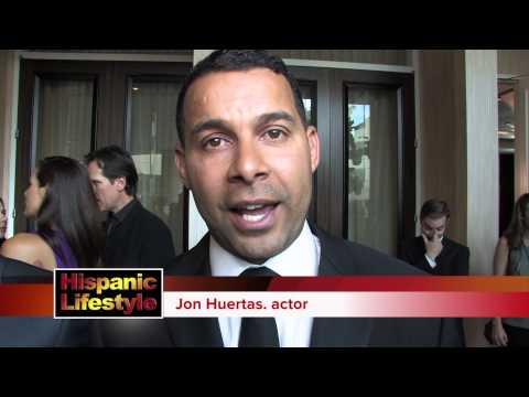 Jon Huertas, actor
