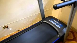 Treadmill Horizon T101 / Caminadora Horizon T-101