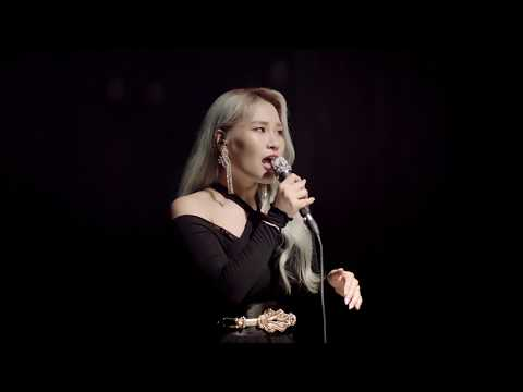 손승연(Sonnet Son) - I'm Not A Warrior [Live Video]