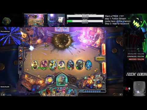 273000 + Attack Power- God Card Hearhstones