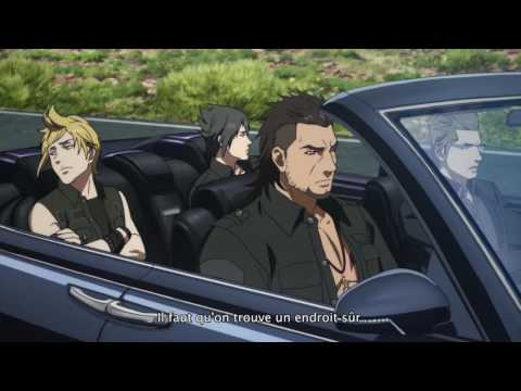 BROTHERHOOD FINAL FANTASY XV EP1 VOSTFR