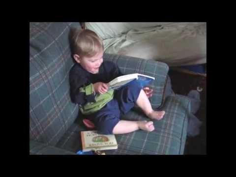 Caleb's Story - Rett syndrome boy