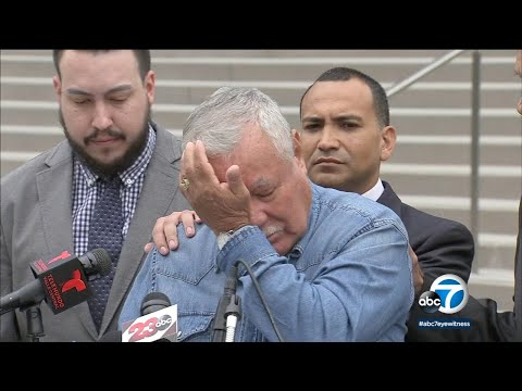 FREED FROM DEATH ROW: Farmworker spent 26 years in San Quentin based on false evidence | ABC7