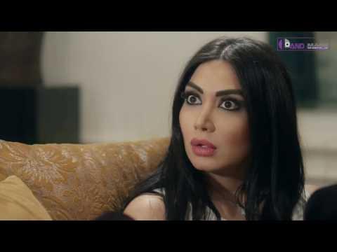دانا جبر مصرة بأن زوجها يخونها ... ما الحقيقة ؟؟  ... مشهد مضحك من مسلسل سنة اولى زواج