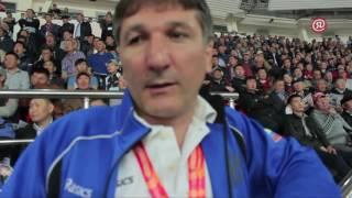 Интервью с тренером борцов Дагестана Гадзи Рашидовым