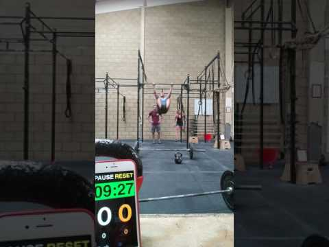 Mini PFL WOD 4 'The Grip Smash'