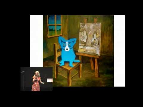 George & Wendy Rodrigue Painting Demo and Lecture - Mattie Kelly Foundation