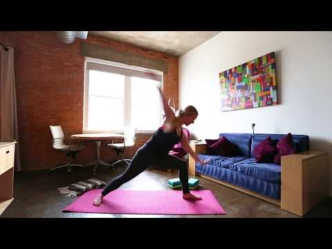 Beginner's Yoga Series - Part 2