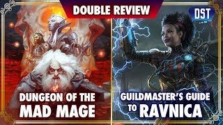 Double Review - Waterdeep - Dungeon of the Mad Mage & Guildmaster's Guide to Ravnica