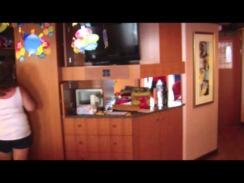 Carnival Legend Ocean Suite 6197 Youtube