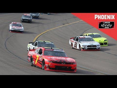 Full Xfinity Series Race: Desert Diamond Casino West Valley 200 | NASCAR Playoff Racing In Phoenix