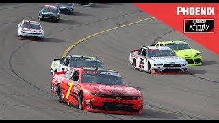 Full Xfinity Series Race: Desert Diamond Casino West Valley 200   NASCAR Playoff Racing in Phoenix