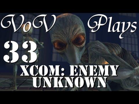 Streets Of Rage - VoV Plays: XCOM Enemy Unknown - Part 33