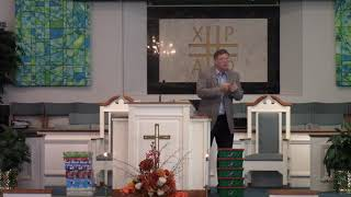 Sermon November 22 2020 Living the Doxology Part 3