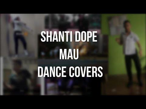 Shanti Dope - Mau Dance Covers (Compilation)