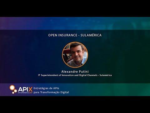 APIX 2017   OPEN INSURANCE - Alexandre Putini