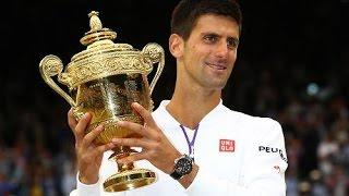 Novak Djokovic on equal pay   CNBC International