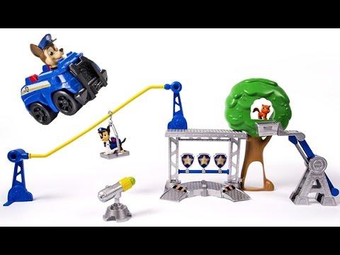 pat patrouille le centre de formation de sauvetage en jouet