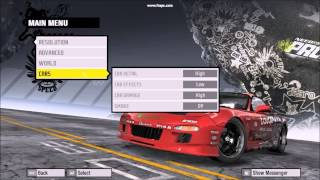 Need for speed ProStreet | PC Gameplay [Low Settings]