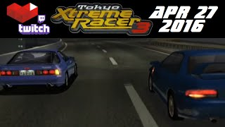 Stream Archive - Tokyo Xtreme Racer 3 - 4/27/16