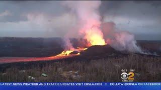 New Video: Hawaii Volcano Sends River Of Lava Toward Ocean