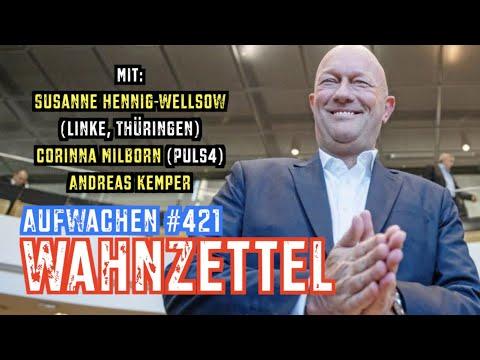 Aufwachen #421: Thüringen & Österreich | Mit Corinna Milborn, Susanne Hennig & Andreas Kemper