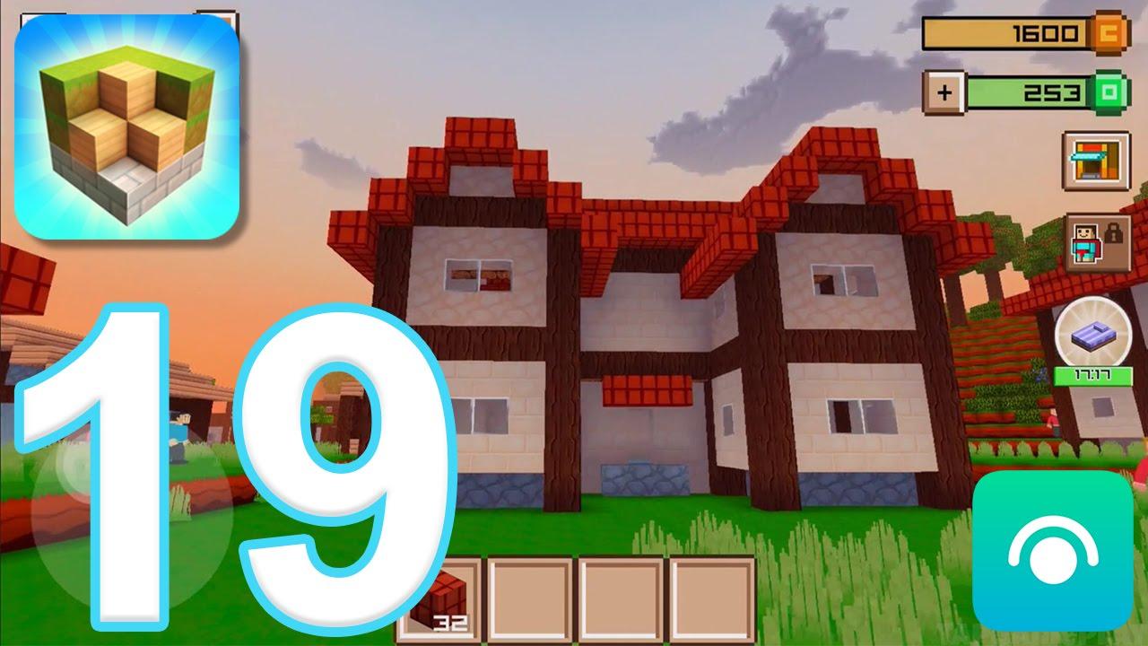 Block craft 3d city building simulator gameplay for Block craft 3d online play