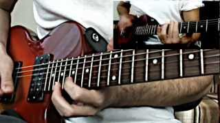 Video Pierce The Veil - The First Punch(guitar cover) download MP3, 3GP, MP4, WEBM, AVI, FLV Oktober 2018