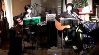 11年12月4日(日)ヨンボ年末置時計ライブにて♪ 第2部はヨンボとルカのコ...