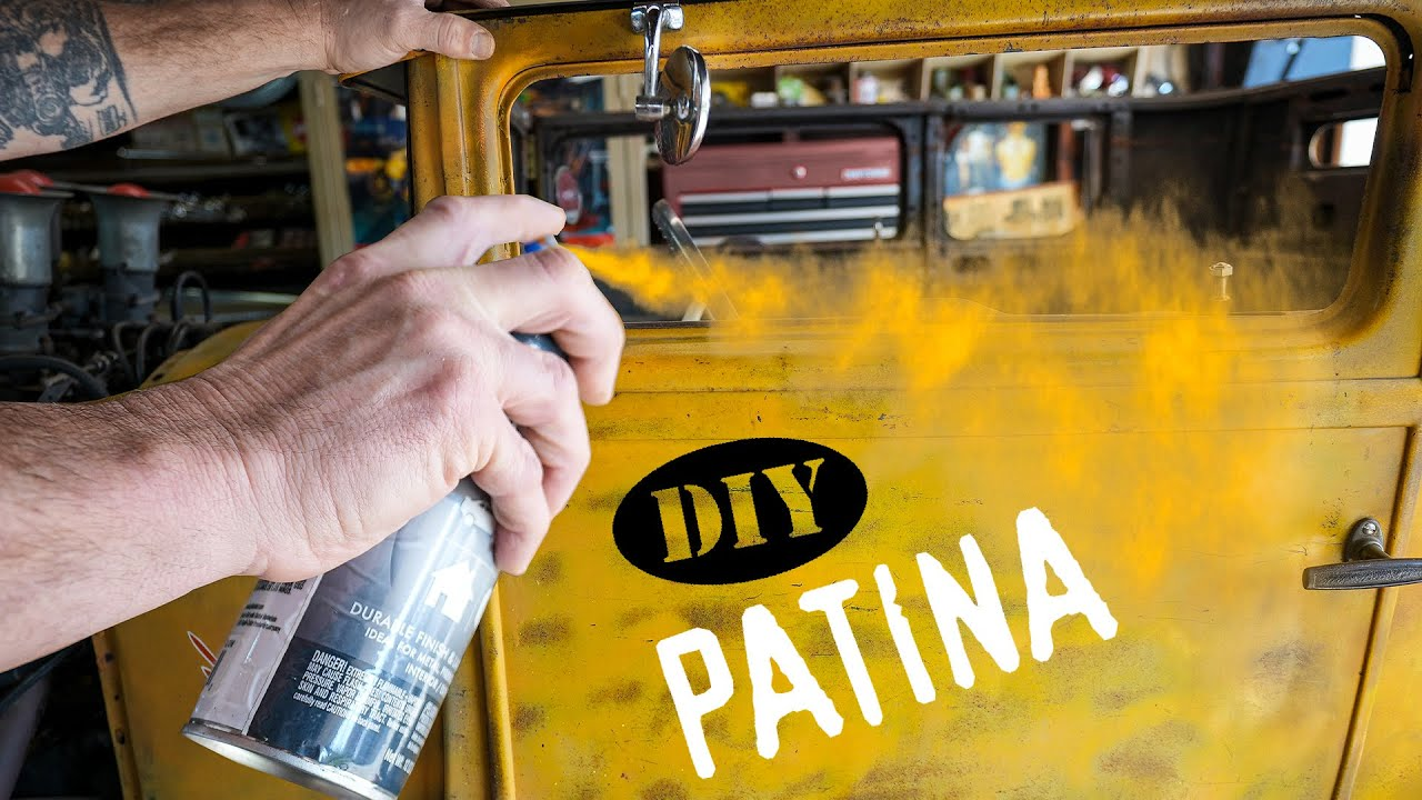 Download How To Patina Paint Anything!