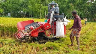 Rice Harvester Machine - Part 2