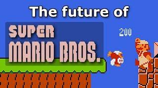 The Future of Super Mario Bros. Warpless Speedruns