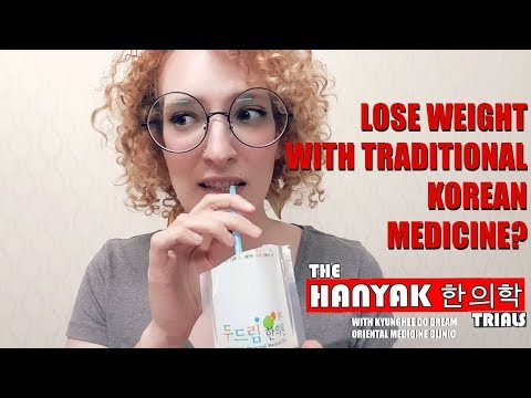 Losing Weight With Traditional Korean Medicine - The Hanyak Trials