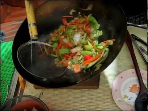 Свинина с рисом в китайском