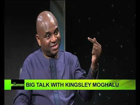 The Platform: Big Talk with Moghalu