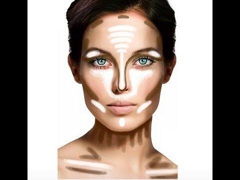 maquillaje para perfilar