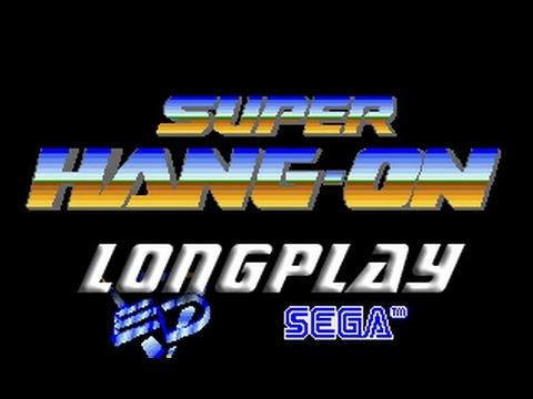 Super Hang-On (Commodore Amiga) Longplay