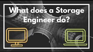 What does a Storage Engineer do | Overview of Enterprise Storage | SAN, NAS, Tape, Disk