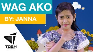 Janna - Wag ako (Official music video)