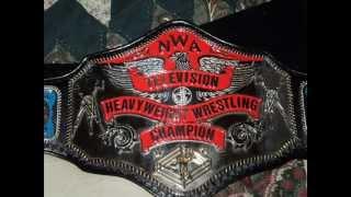 NWA Jim Crockett Promotions - Campeonatos Usados en Su Historia