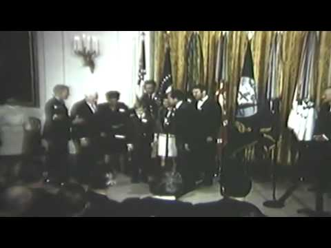 Medal of Honor Awarded To Joe Hooper, Clarence Sasser, Fred